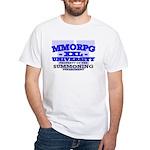 Gamer (Summoning Department) White T-Shirt