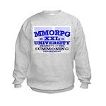 Gamer (Summoning Department) Kids Sweatshirt