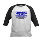Gamer (Summoning Department) Kids Baseball Jersey