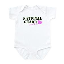 NG Niece Green & Heart Infant Creeper