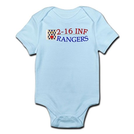 2nd Bn 16th Infantry Infant Bodysuit