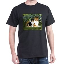 Rough Collie Mom and Pup T-Shirt