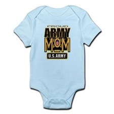 Proud Army Mom Infant Bodysuit