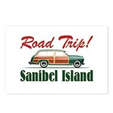 Road Trip! - Sanibel Postcards (Package of 8)