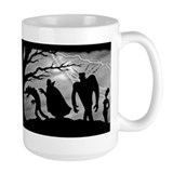 Monster Mash  Tasse