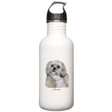 Cute Lhasa Apso Water Bottle