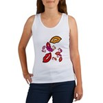 Fibonacci Lips Women's Tank Top