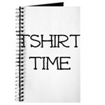 Tshirt Time Journal