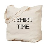 Tshirt Time Tote Bag
