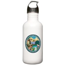 St Francis/Am Eskimo #3 Sports Water Bottle