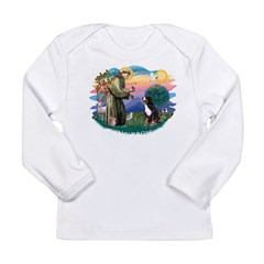 St Francis #2/ BMD Long Sleeve Infant T-Shirt