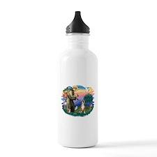 St.Francis #2/ Boxer (crop.) Water Bottle