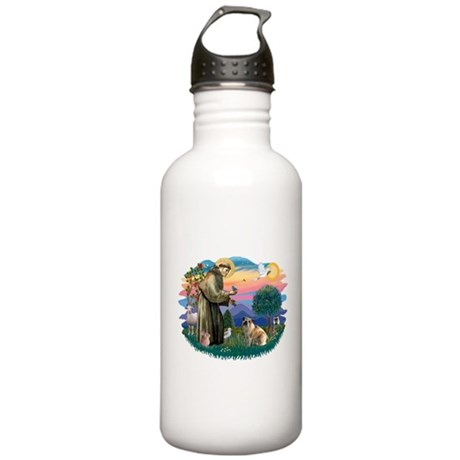 St.Francis #2/ E Bulldog #3 Stainless Water Bottle