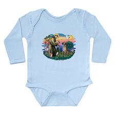 St.Fran. #2/ Great Dane (nat) Long Sleeve Infant B