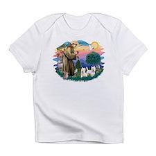 St.Francis #2/ Westies (2) Infant T-Shirt
