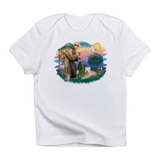 St Francis #2 / Wheaten Infant T-Shirt