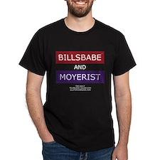 billsbabe-moyeristblack T-Shirt