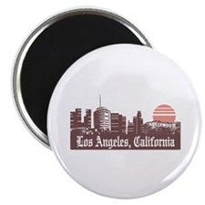 Los Angeles Linesky Magnet