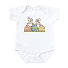 Easter Bunny Inside Easter Egg Onesie