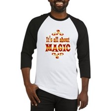 About Magic Baseball Jersey