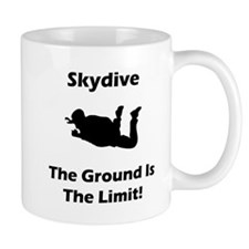 Skydive Ground Limit! Mug