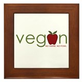 Vegan Framed Tile