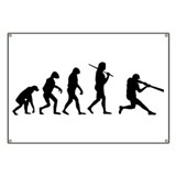 The Evolution Of The Baseball Batter Banner