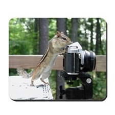 Chipmunk Mousepad