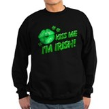 Kiss Me I'm Irish Sweatshirt