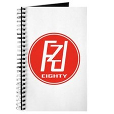 FZJEighty Logo Journal
