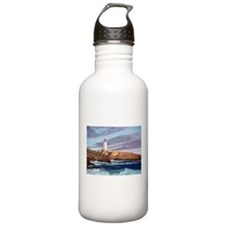 Peggy's Cove Lighthouse Water Bottle