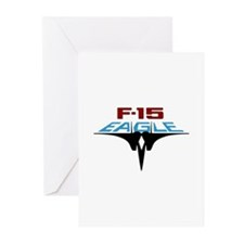 Cute Fighter planes Greeting Cards (Pk of 20)