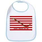 First Navy Jack Bib
