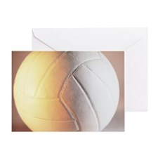VOLLEYBALL {14} Greeting Card