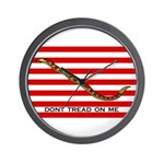 Don't Tread on Me Wall Clock