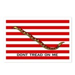 Don't Tread on Me Postcards (8)