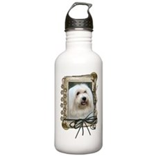 Fathers Day - Stone Paws Sports Water Bottle