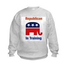 Republican In Training Sweatshirt