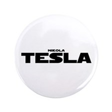 "Tesla 3.5"" Button (100 pack)"