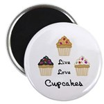 Live Love Cupcakes 2.25