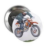 "Cute Dirt bike 2.25"" Button (10 pack)"