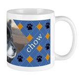 Black Chow Chow Mix Photo Mug