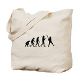 The Evolution Of The Softball Batter Tote Bag