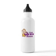 Sailor Monkey Water Bottle