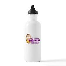 Soldier Monkey Water Bottle