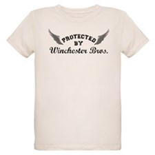 SUPERNATURAL Winchester Bros. gray T-Shirt