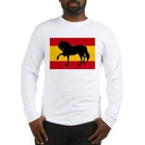 Andalusian (Spain) 01 Long Sleeve T-Shirt