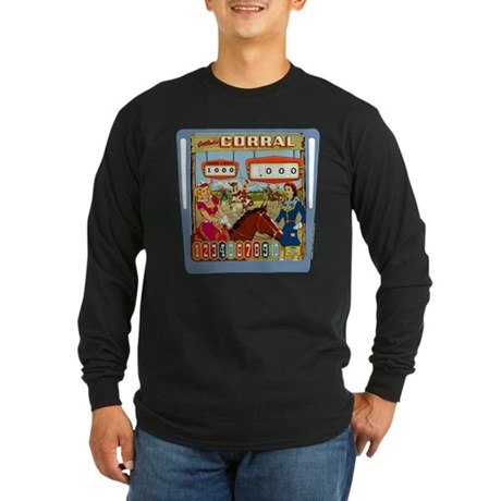 "Gottlieb® ""Corral"" Long Sleeve Dark T-Shirt"