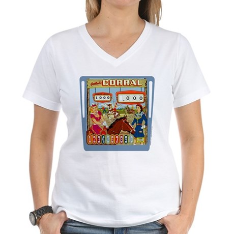 "Gottlieb® ""Corral"" Women's V-Neck T-Shirt"