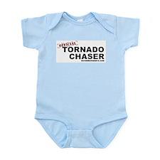 Funny Chasing Infant Bodysuit